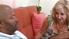 Older lady gets her wishes fulfilled with a BBC anal